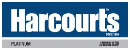 Harcourts Platinum Logo